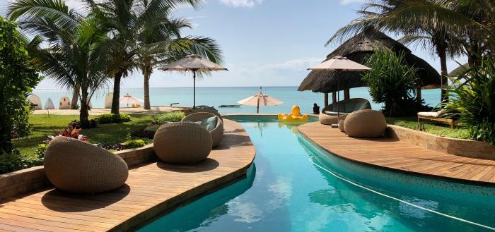 Tulia Unique Beach Resort: Tohle místo jen tak něconepřekoná