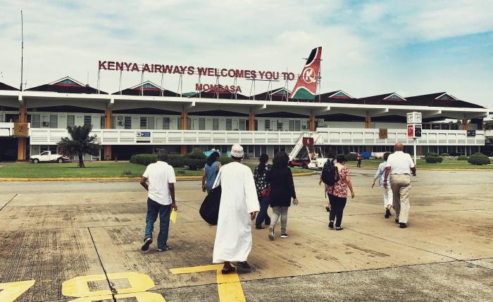 Musíš opustit Zanzibar! Ze dne na den doKeni